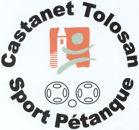 Logo Castanet Tolosan Sport Pétanque